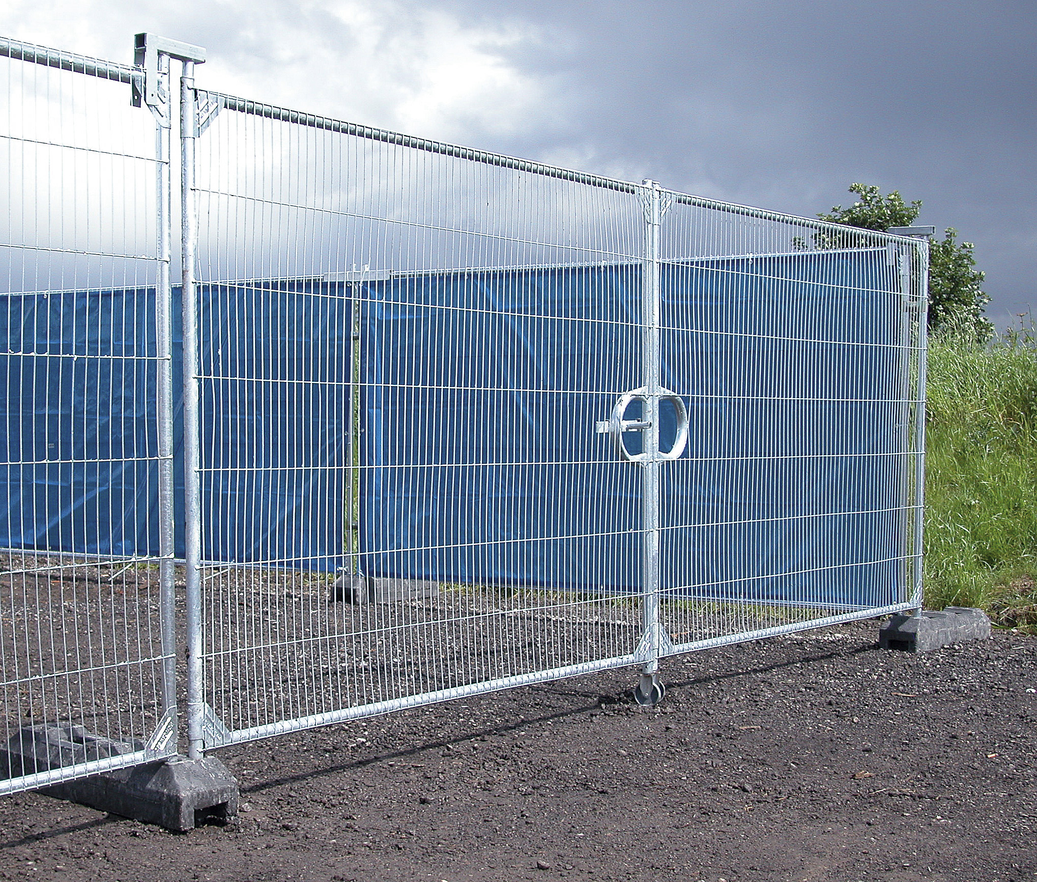 Mesh Accessories St Fence Hire And Sales